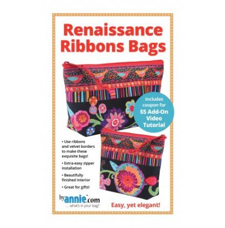 Renaissance Ribbon Bags (16307)
