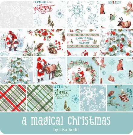 Charm Pack A magical Christmas (16321)