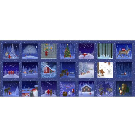 Tomtens Christmas Panel (16332)