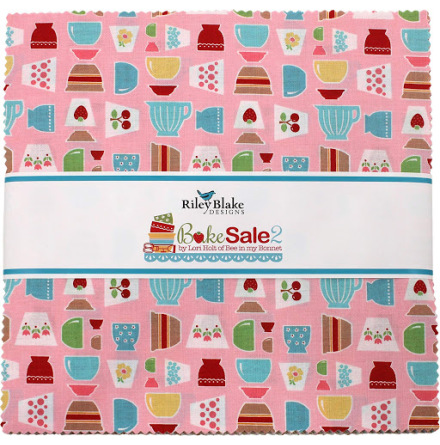 Layercake Bake 2 Sale by Lori Holt from  Riley Blake (16409)