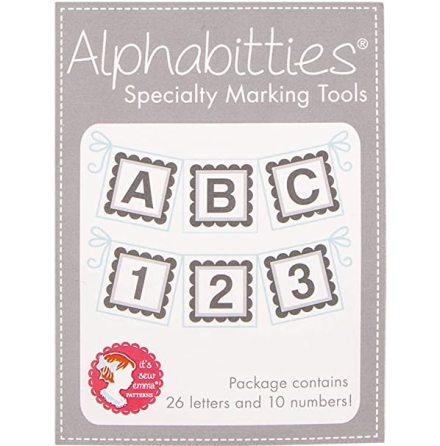 Alphabitties grå (16566)