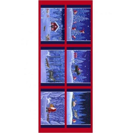 Bordstabletter Tomtens Christmas (16607)