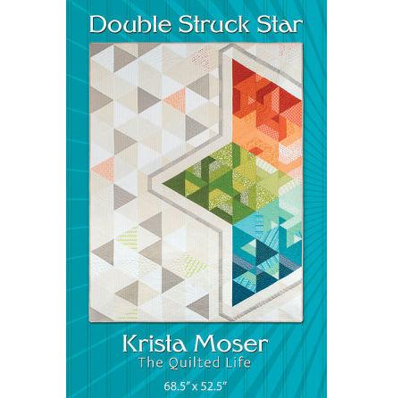 Double Struck Star mönster av Krista Moser (16632)