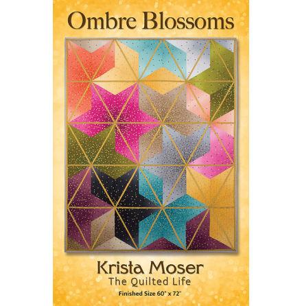 Ombre Blossoms mönster av Krista Moser (16634)