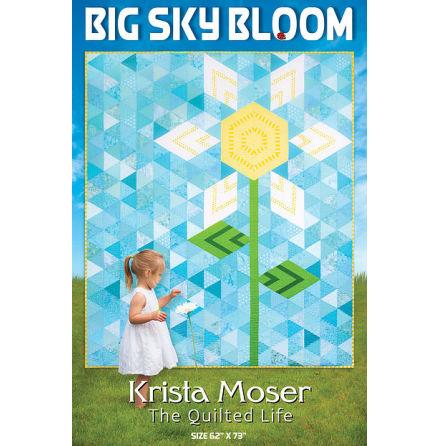 Big Sky Bloom mönster av Krista Moser (16635)