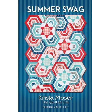 Summer Swag mönster av Krista Moser (16638)